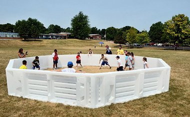 Gaga Ball Pits | Sport Resource Group