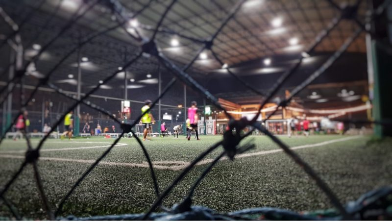 benefits of playing indoor soccer